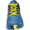 The North Face Ultra Vertical Running Trail Shoes Men Seaport Blue/Acid Yellow